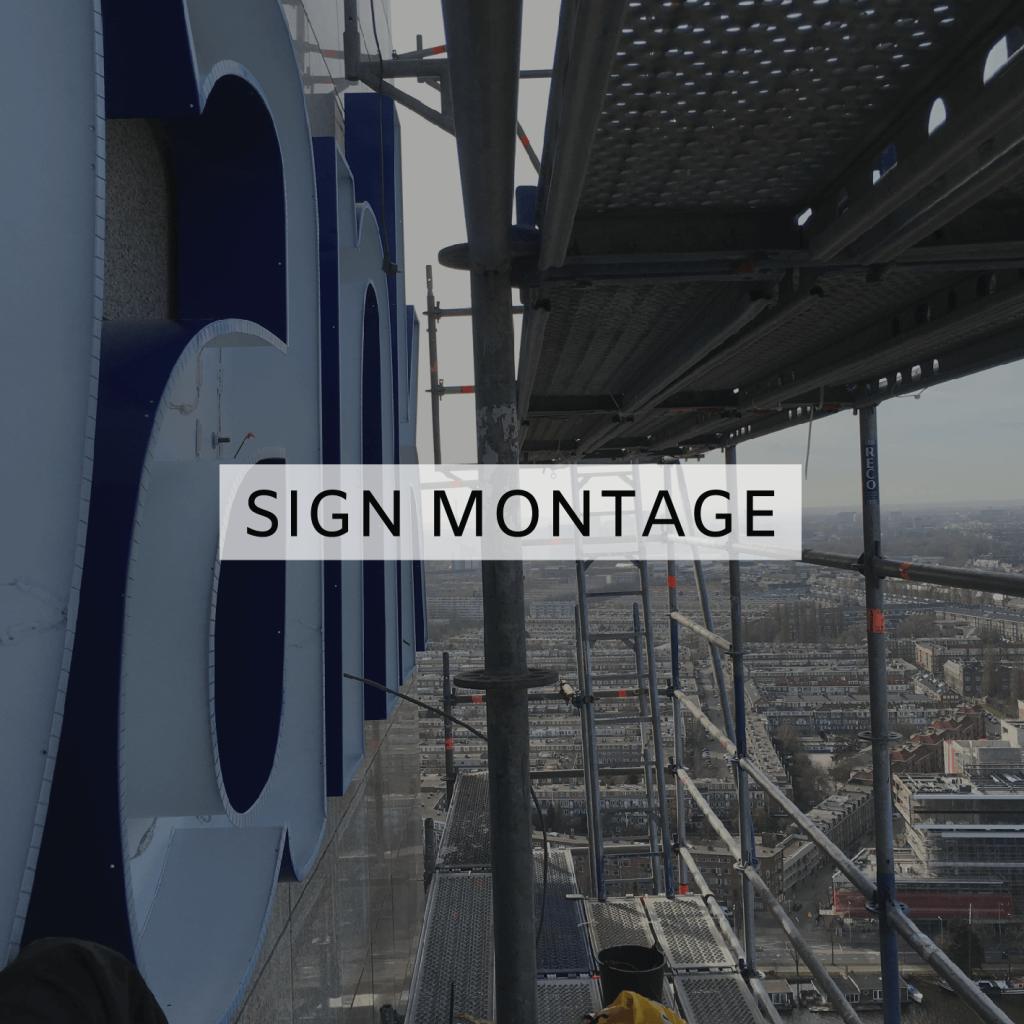 signmontage